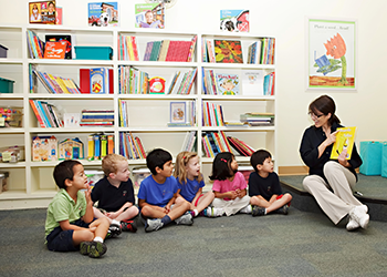 Literacy in the Preschool Classroom