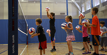 Indoor Volleyball League