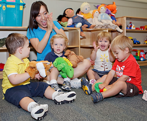 Enriching Learning Environment for Toddlers